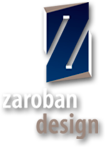 Zaroban Design Logo